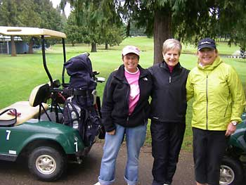 Oregon City Golf Ladies Club