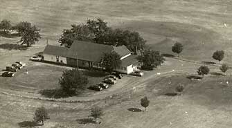 Historic Aerial Photo of Oregon City Golf Club