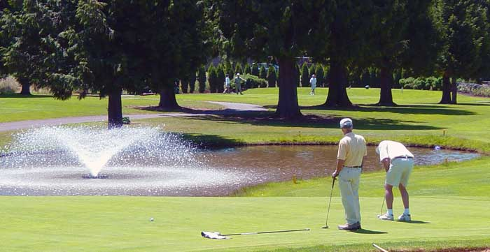 Oregon City Golf Club Tournament Services